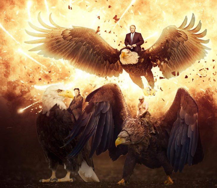 Batalla PS Águila de fuego