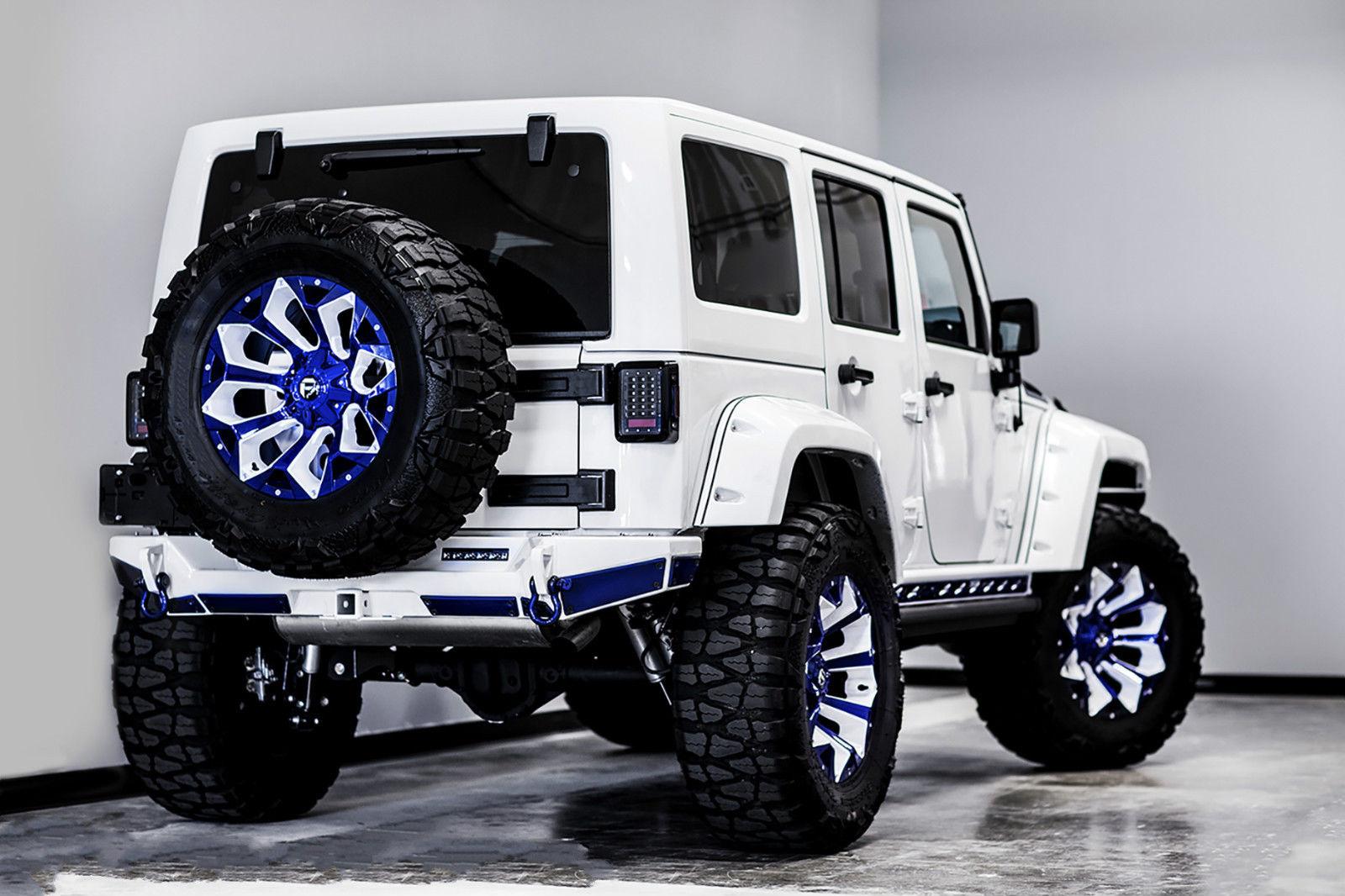 Crean Modificacin De Jeep Wrangler Al Estilo STORMTROOPER