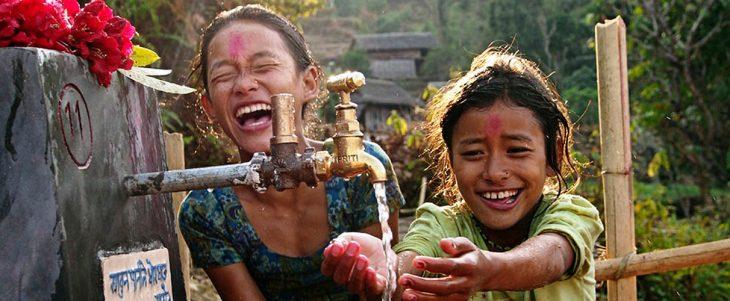 india niñas