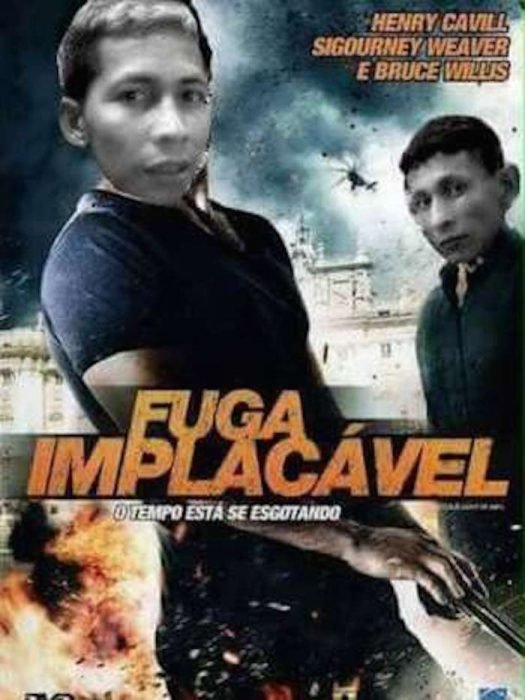 Brayan fuga implacável