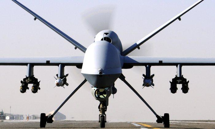 Drone de la real fuerza aérea británica
