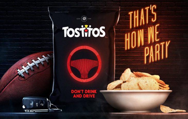 Publicidad de Tostitos