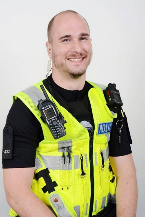 policia Inglaterra