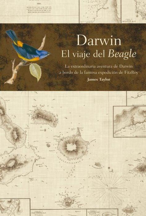 El viaje del Beagle, de Darwin