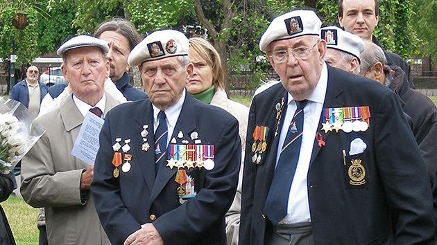 Veteranos de guerra