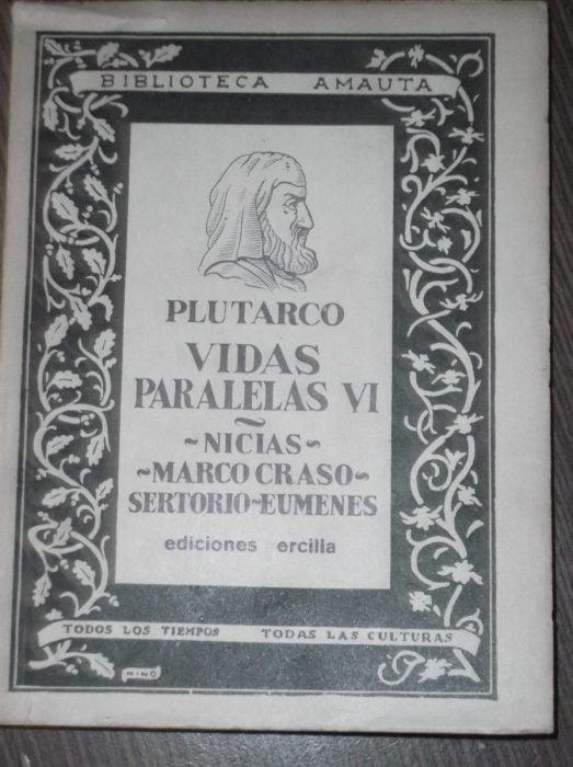 Vidas paralelas, de Plutarco