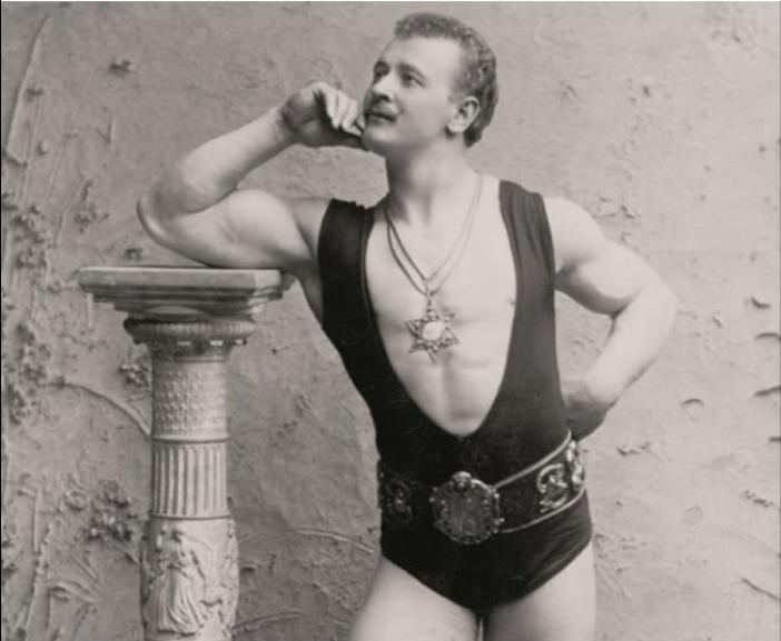 Hombre 1900