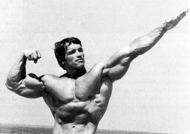 Hombre Arnold 1970