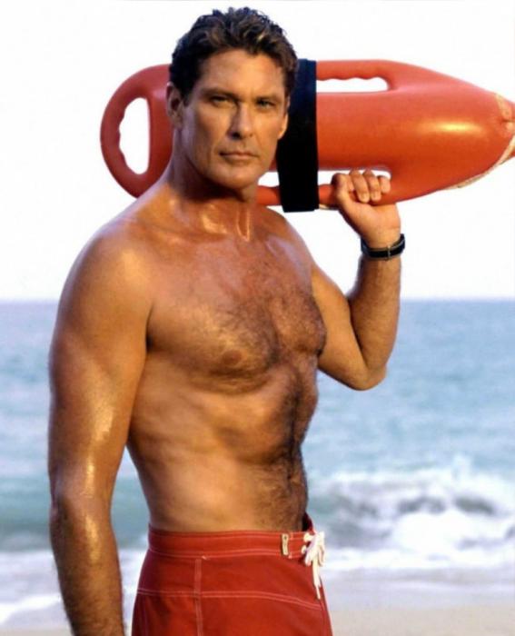 Hombre David 1980