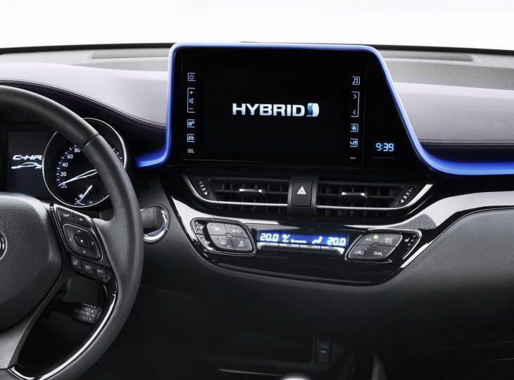 Toyota CHR HIBRIDO