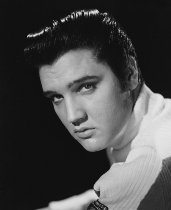Hombre Elvis 1950