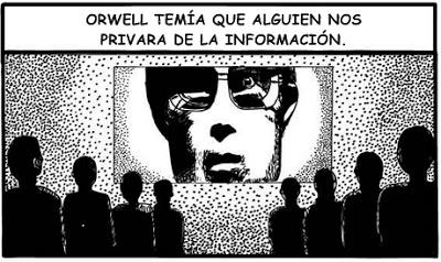 orwell informacion
