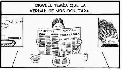orwell verdad