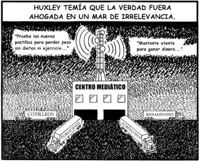 huxley irrelevancia