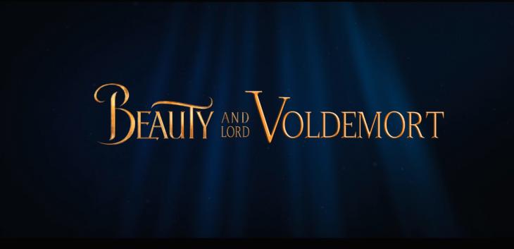 Bella y Voldemort