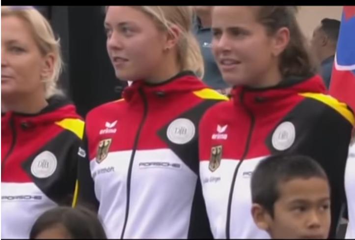 jugadoras alemanas