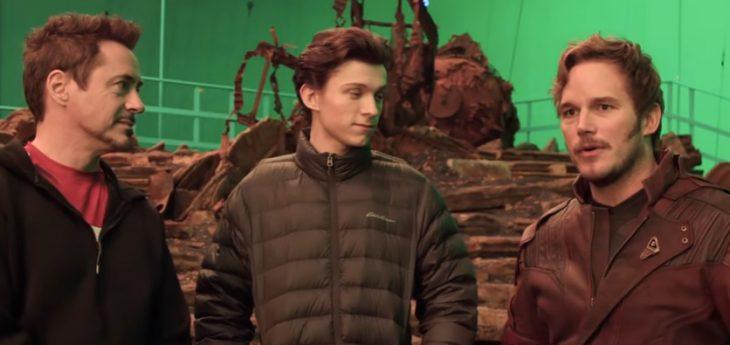 Actores de los Vengadores
