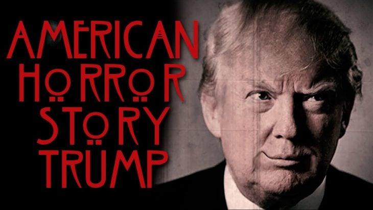 Trump American Horror Story