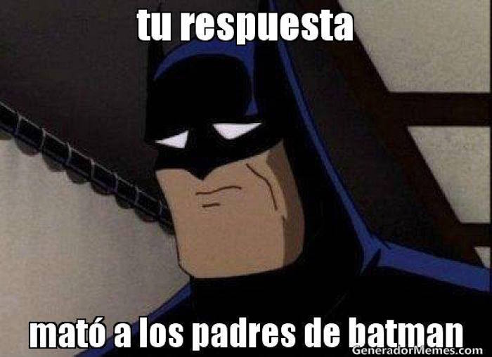 Meme Batman
