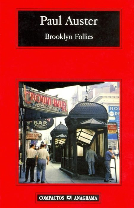 Portada de Brooklyn Follies