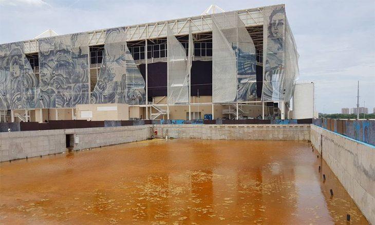 alberca olimpica rio