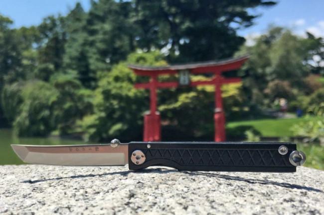 llavero samurai