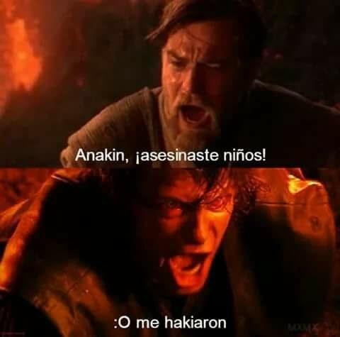 la fuerza meme