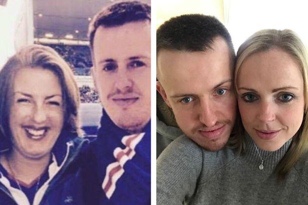 pareja real y falsa
