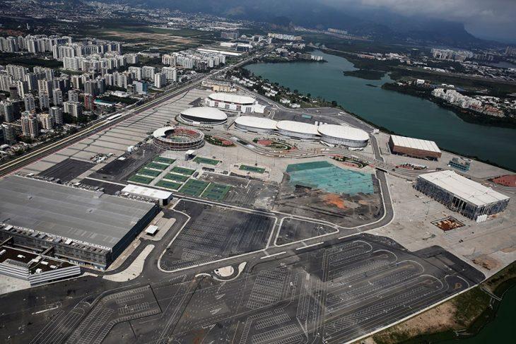 ciudad olimpica rio