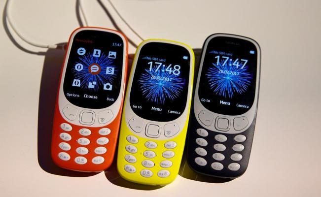 Nokia 3310 nuevo colores