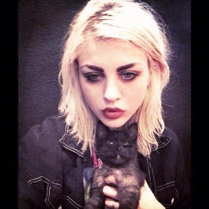 Hija de Kurt Cobain