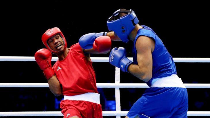 Boxeadores olimpiadas