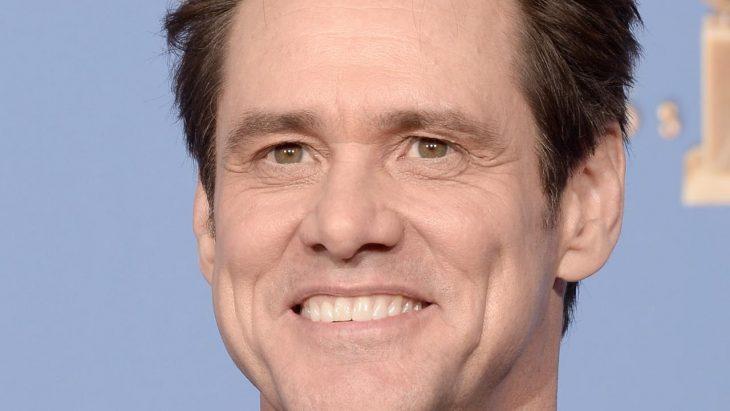 Jim Carrey sonrisa