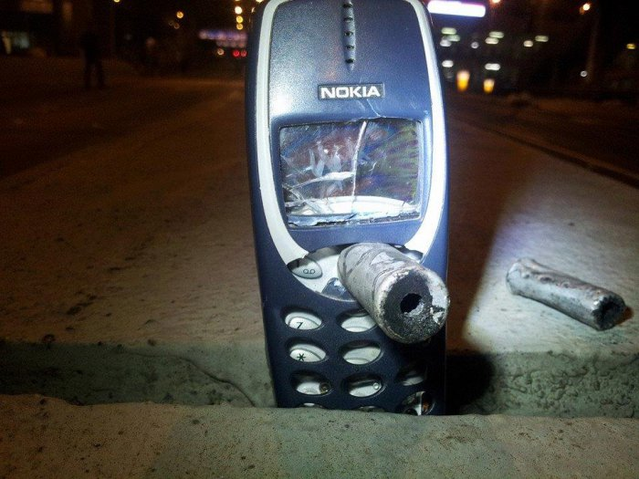 nokia crash