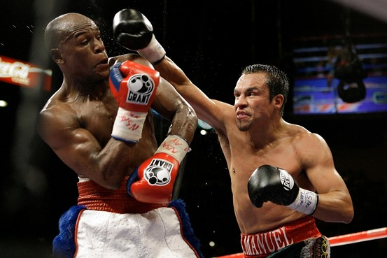 Box defensa Mayweather y Márquez