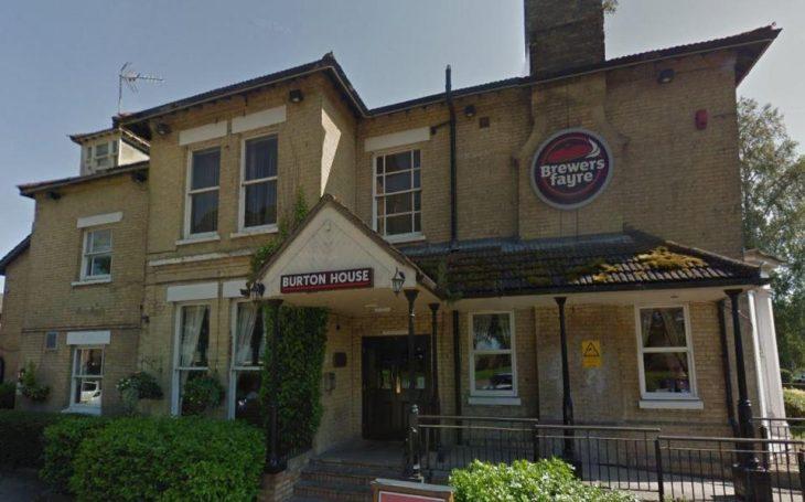 Brewer's Fayre Restaurante