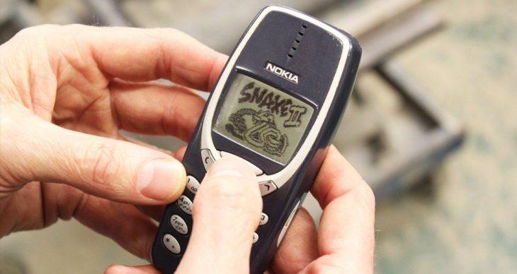 nokia-3310 snake