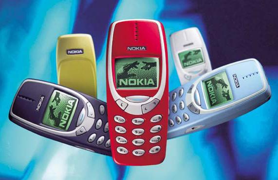 Nokia 3310 colores