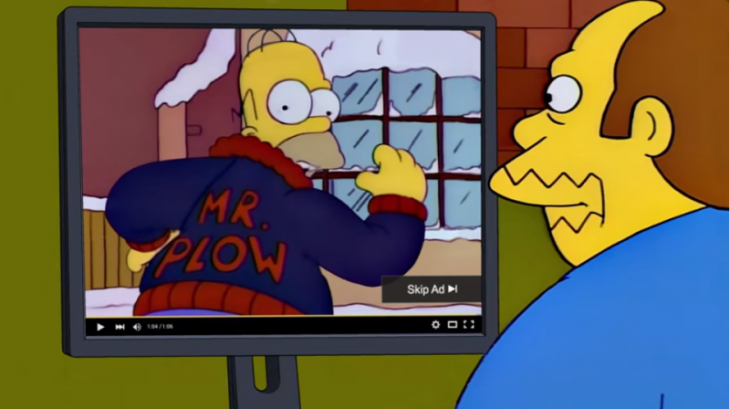 Homero Mr. PLOW
