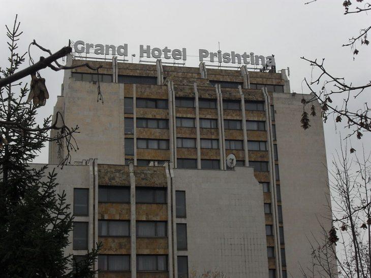 Gran Hotel Prishtina, Kosovo