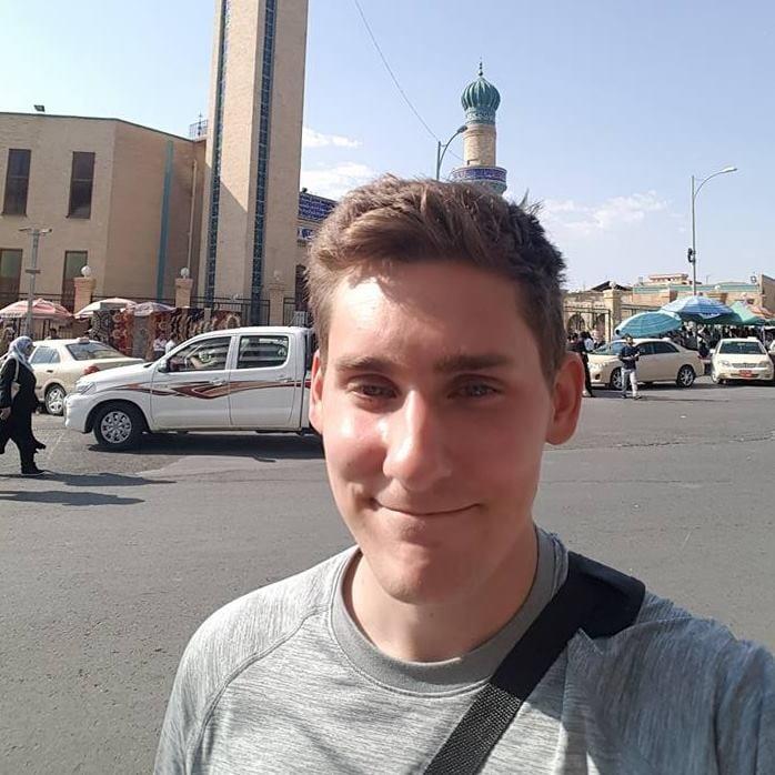 Ryan Locke combatía contra ISIS