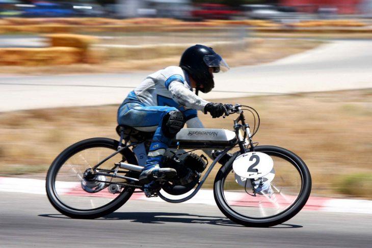 sportsman moto