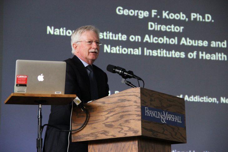 Dr. George F