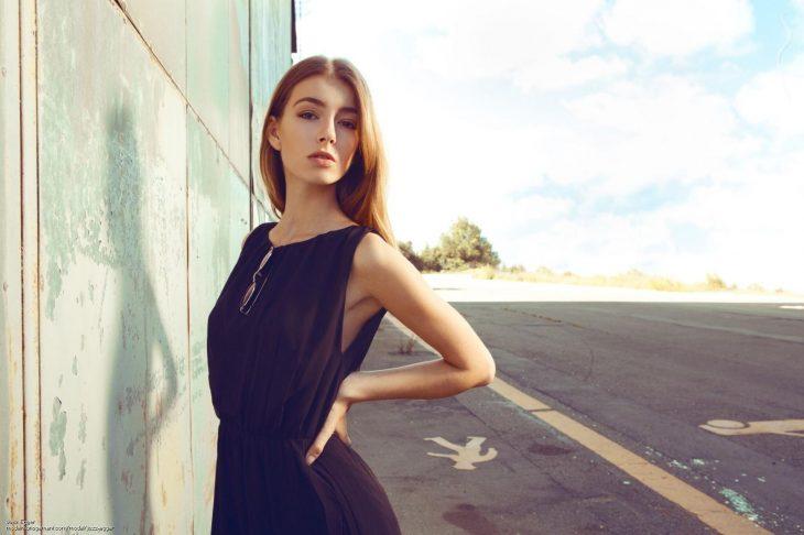 Jazz Egger modelo australiana