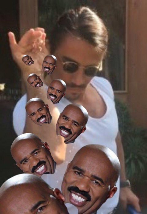 salt bae harvey