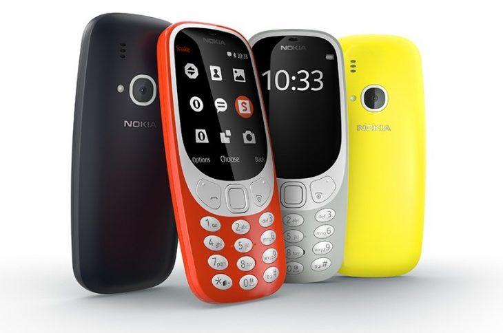 Las características del Nokia 3310 actualizado al 2017 son las siguientes. Pantalla a color de 2,4 pulgadas. Teclado numérico y físico. 1.200 mAh de batería. Cámara 2 Mpx Dimensiones: 133 x 48 x 14 mm. Sistema operativo: Nokia Series 30+. Colores de serie: azul y negro/gris. Carcasas de colores intercambiables. Otros: Radio FM, 2G…