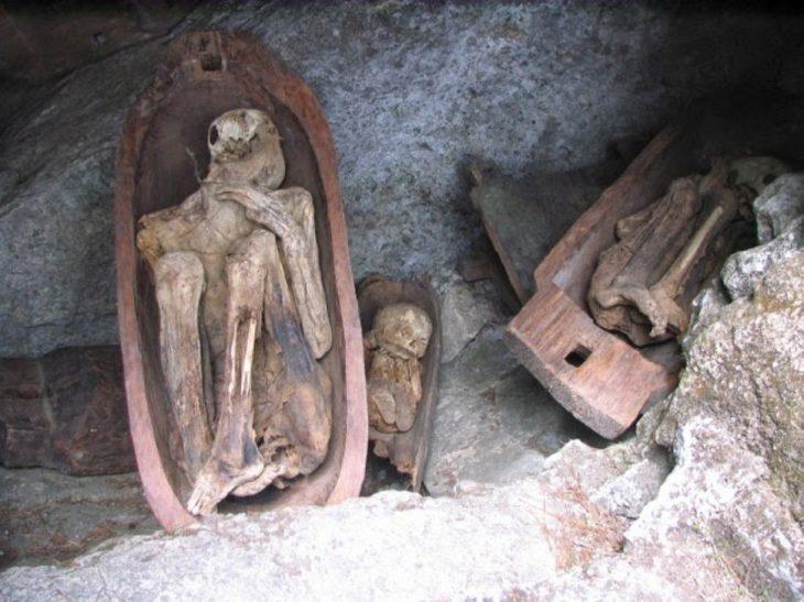Momias en Filipinas