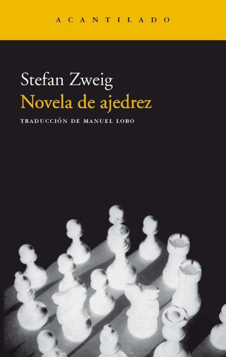 Novela de ajedrez de Stefan Zweig