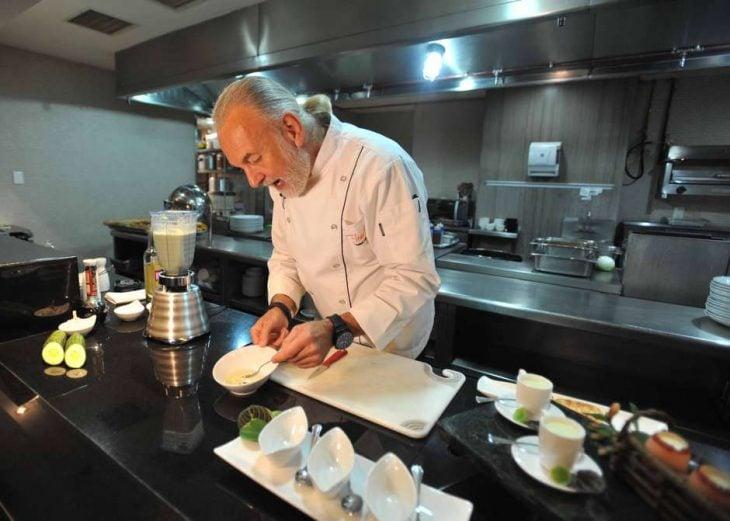 chef señor