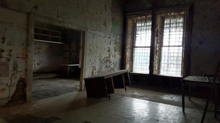 Penitenciaría abandonada en West Virginia
